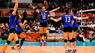 [21-05-2016] Thailand VS S.Korea : Volleyball Olympic : Women