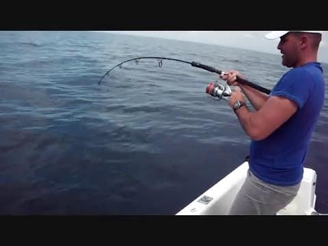 Pesca al vivo y jigging  por Chema y Corsario