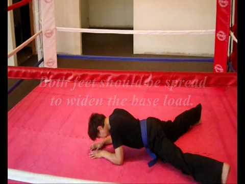CLOSE QUARTERS COMBAT SANSHOU Basic Brake falls Image 1