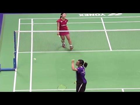 Yonex-sunrise Hong Kong Open 2014 - F - Match 2 video