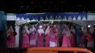 Group Qosidah Ibu-ibu Majlis Ta'lim Al-Falah Part 1
