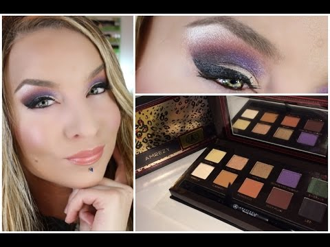1st Impression : Look : Amrezy Palette by Anastasia Beverly Hills