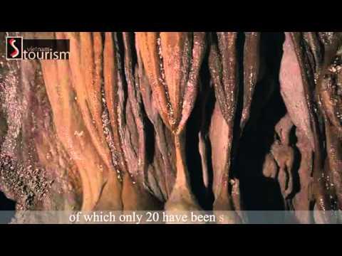 Phong Nha - Ke Bang Grotto - National Park