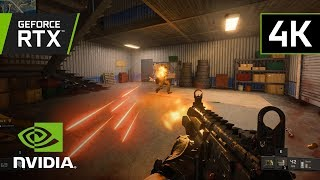 Call of Duty: Black Ops 4 Blackout – 4K 60+FPS Ultra Gameplay on GeForce RTX 2080 Ti!
