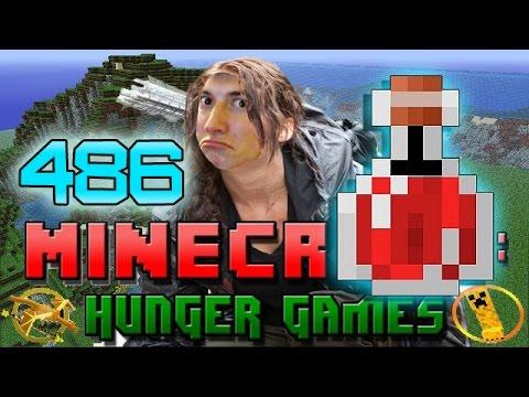 Minecraft: Hunger Games w Mitch Game 486 BEST STRENGTH EVER