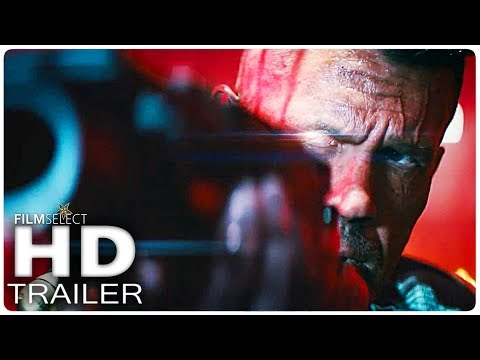 DEADPOOL 2 Trailer 2 Italiano (2018)
