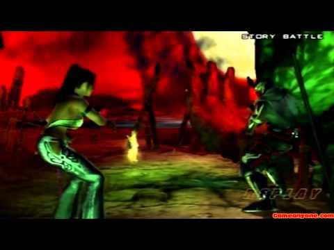 Tekken 5 - Story Battle - Christie Playthrough video