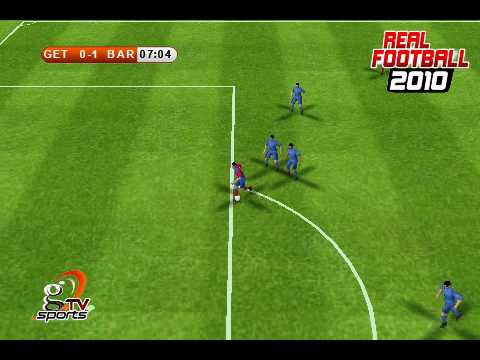 Real Soccer 2010 replay