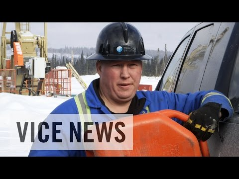 Canada's Oil Rig Slowdown (Excerpt from 'Alberta's Boom Time Hangover')