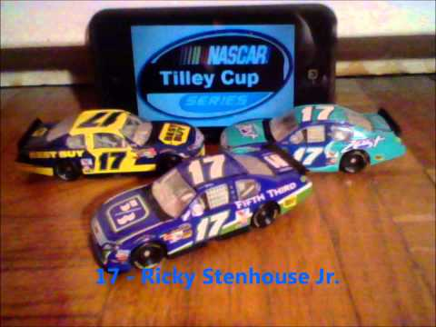 NASCAR Tilley Cup Series: Season 1 Sign Ups (CLOSED)