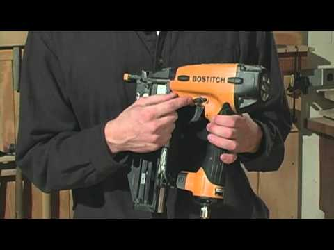 TOOL REVIEW: Bostitch 16-Ga. Finish Nailers