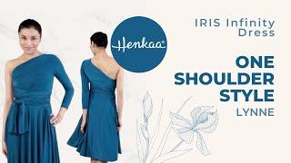 Iris Convertible Dress - Lynne Style Tutorial