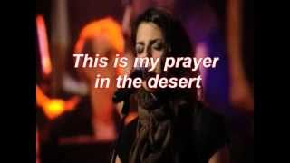 Watch Hillsong United Desert Song video