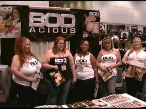 BODacious Magazine Signing Video