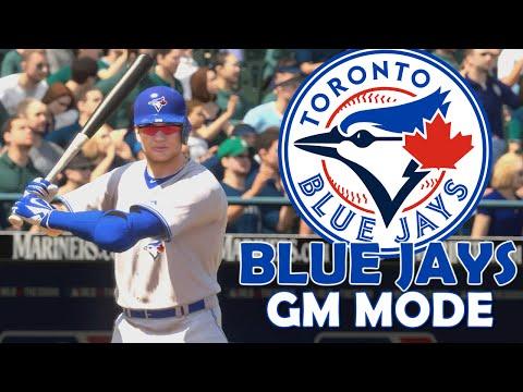 Josh Donaldson - MLB 15 The Show - Blue Jays GM ep. 7