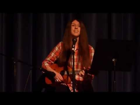 In Summer - Ukulele Cover RPHS Variety Show 2014