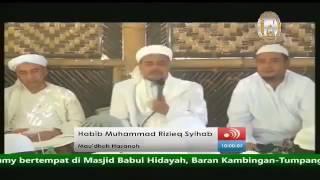 Ustadz Riyadh Bajrey: Tukang Demo Halal Darahnya, Ini Bantahan Habib Riziq