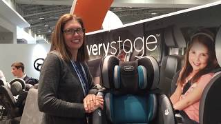 Evenflo EveryStage All-in-One Carseat Preview