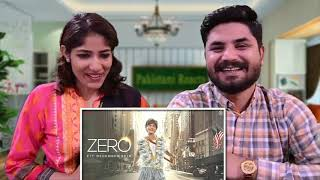 Pakistani Reacts To Zero | Official Trailer | Shah Rukh Khan | Aanand L Rai | Anushka | Katrina