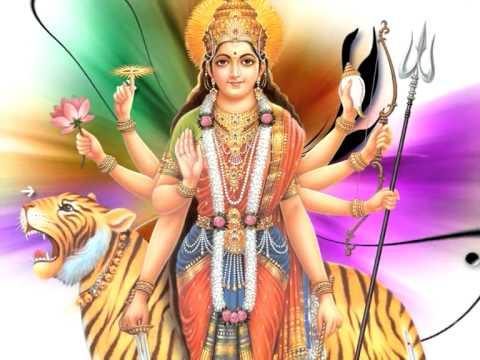 Mahishasura Mardini Stotram (sanskrit ) Sung By Sarada Bhagavatula & Latha video