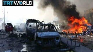 Somalia Attacks: Al Shabab claims deadly Mogadishu bombings