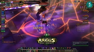 Antorus the Burning Throne Raid - The Coven of Shivarra Heroic Patch 7.3.2