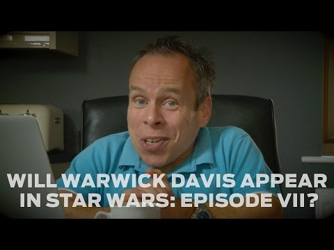 Will Warwick Davis Appear in Star Wars: Episode VII?
