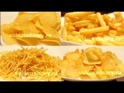 4 рецепта жареного картофеля - Рецепты Бабушки Эммы