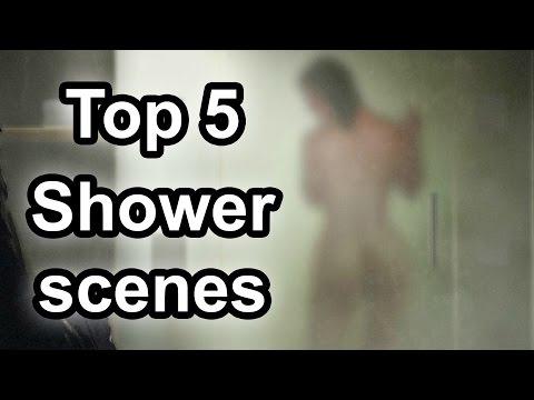 Top 5 - Shower scenes in gaming