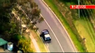 Dramatic Porsche chase ends in arrest
