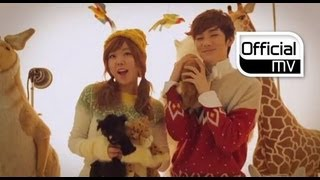 Watch Orange Caramel Dashing Through The Snow In Highheels video