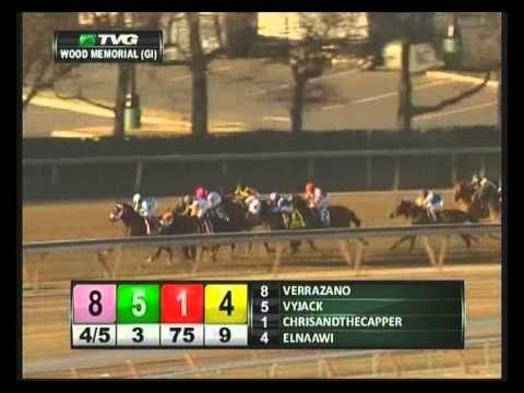 2013 Wood Memorial Stakes - Verrazano