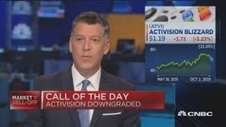 Activision stock has run up too high says Bernstein