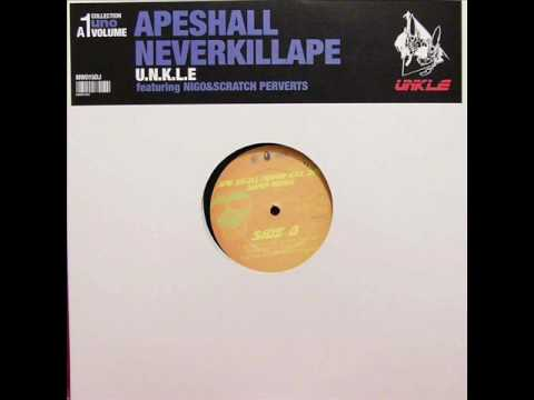 U.N.K.L.E - Ape Shall Never Kill Ape (Twin Tower mix)