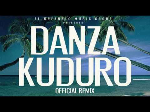 Danza Kuduro (official Extended Remix) Don Omar Ft. Lucenzo, Daddy Yankee & Arcángel video
