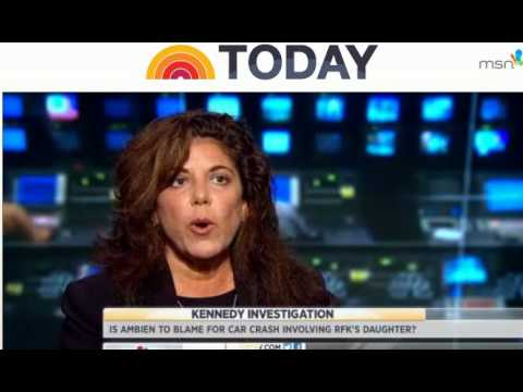 Susan Chana Lask on Today Show on  Ambien and Kerry Kennedy Crash