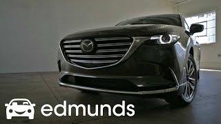 2016 Mazda CX-9 Review | Edmunds First Impression