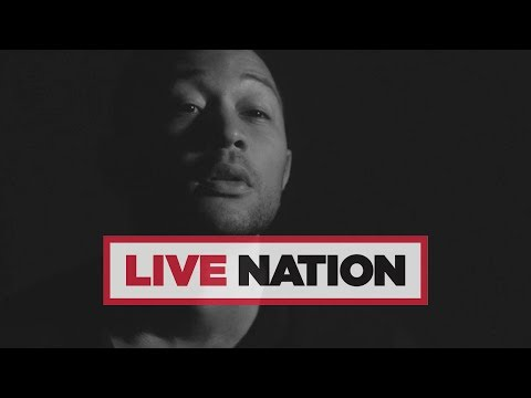 John Legend: The Darkness And Light Tour | Live Nation UK