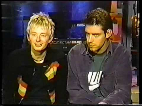 Thumbnail of video 1995 Radiohead interview