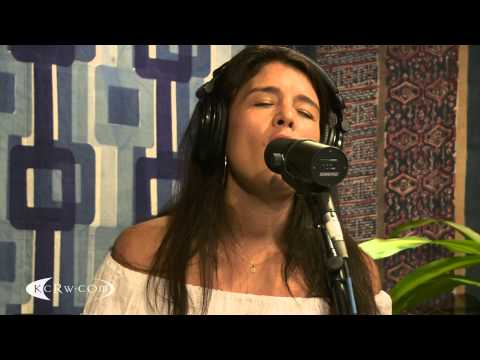 Jessie Ware performing &quot;Wildest Moments&quot; Live on KCRW