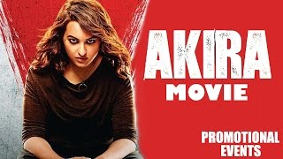 Akira Movie 2016 | Promotional Events | Sonakshi Sinha, Anurag kashyap, Konkona Sen