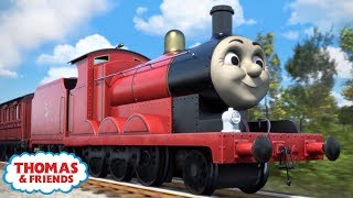 Thomas & Friends UK | Meet the Characters - James! | Videos for Kids