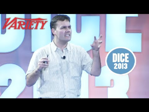 Puzzle Clubhouse's Jesse Schell - Full Keynote Speech - D.I.C.E. SUMMIT 2013