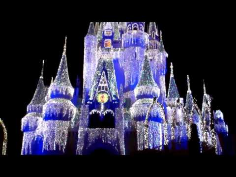 Walt Disney World Christmas Decorations 2011 HD YouTube