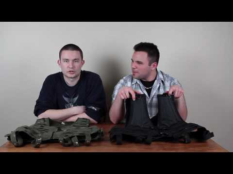 Vest Comparison: Condor vs BT