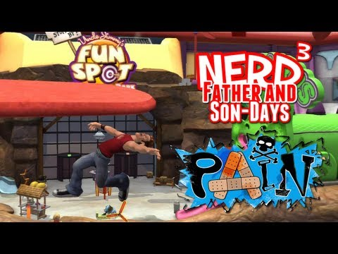 Nerd³'s Father and Son-Days - Pain