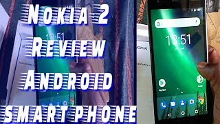 Nokia 2 Android 7 1 smartphone phone Reviews in All in one Telugu tech