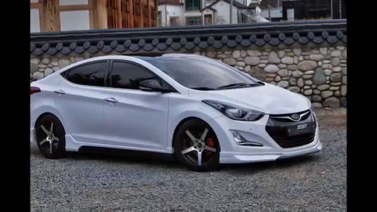 zest aeroparts hyundai motors elantra the new avante md