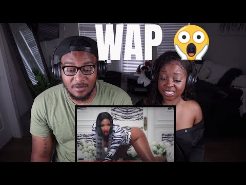 Cardi B - WAP feat. Megan Thee Stallion [Official Music Video] (reaction)