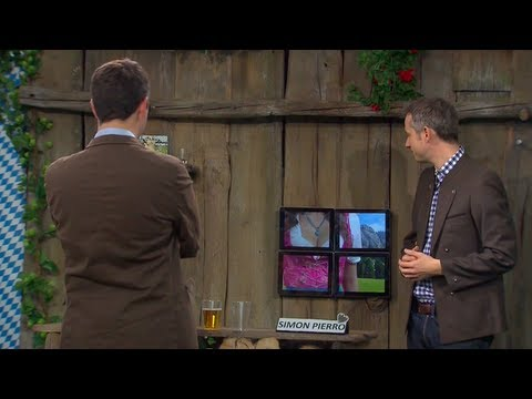 iPad Magic on TV - Behind the Scenes